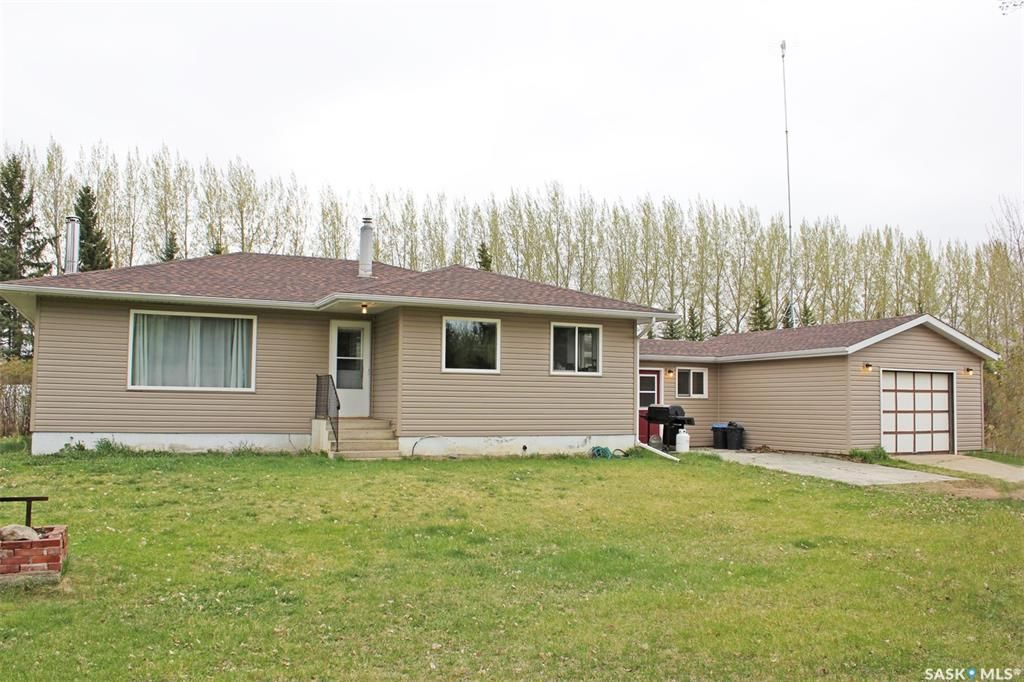 Main Photo: Acreage North of Makwa in Loon Lake: Residential for sale (Loon Lake Rm No. 561)  : MLS®# SK856214