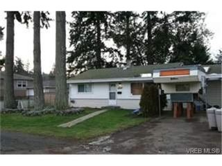 Photo 1:  in VICTORIA: Co Wishart North House for sale (Colwood)  : MLS®# 454441