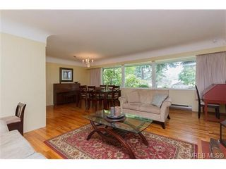 Photo 3: 4527 Duart Rd in VICTORIA: SE Gordon Head House for sale (Saanich East)  : MLS®# 674147