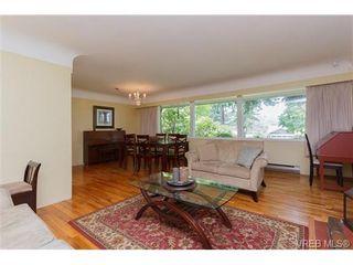 Photo 3: 4527 Duart Rd in VICTORIA: SE Gordon Head House for sale (Saanich East)  : MLS®# 674147