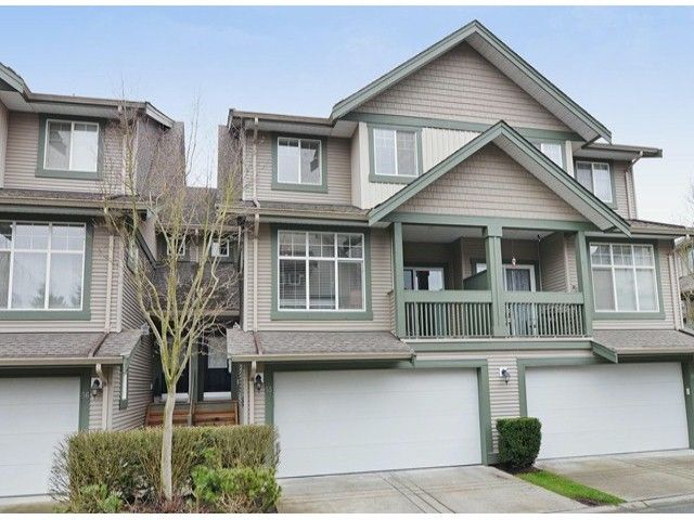 Main Photo: 55 6050 166 Street in Surrey: Cloverdale BC Townhouse for sale : MLS®# F1407113