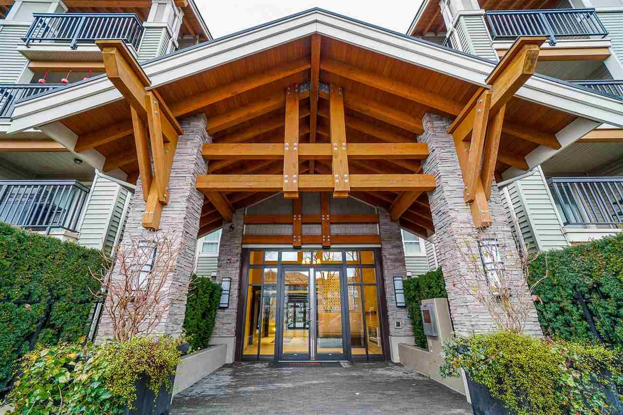 Welcome to #201 - 21009 56th Ave., Langley at Cornerstone built by Marcon! Excellent central location just off Langley Bypass; walking distance to Safeway, Starbucks, Twin Rinks, Kwantlen Poly & short drive/transit to TWU! Transit right out front.
