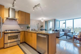"""Photo 3: 1503 651 NOOTKA Way in Port Moody: Port Moody Centre Condo for sale in """"SAHALEE"""" : MLS®# R2560691"""