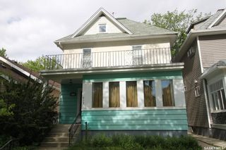 Photo 1: 619 6th Avenue North in Saskatoon: City Park Residential for sale : MLS®# SK859824