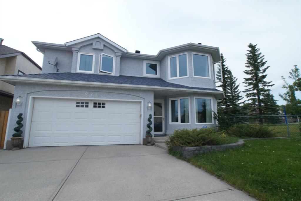 Main Photo: 271 HAWKVILLE Close NW in Calgary: Hawkwood Residential for sale : MLS®# A1019161