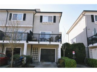 "Photo 16: 11 11060 BARNSTON VIEW Road in Pitt Meadows: South Meadows Townhouse for sale in ""COHO 1"" : MLS®# V1051990"