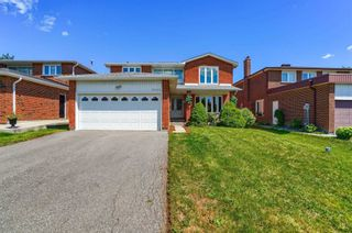 Photo 1: 2525 Pollard Drive in Mississauga: Erindale House (2-Storey) for sale : MLS®# W4887592
