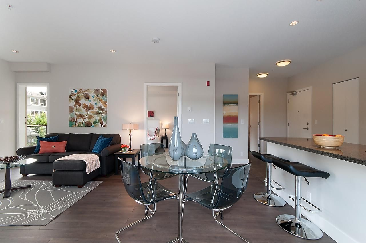 """Photo 5: Photos: 205 1273 MARINE Drive in North Vancouver: Norgate Condo for sale in """"THE IVY"""" : MLS®# R2116116"""