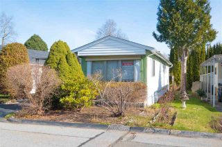 Photo 1: 21 1840 160TH Street in Surrey: King George Corridor Manufactured Home for sale (South Surrey White Rock)  : MLS®# R2547882