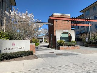 """Main Photo: 422 9288 ODLIN Road in Richmond: West Cambie Condo for sale in """"Meridian Gate"""" : MLS®# R2565593"""