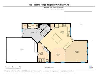 Photo 32: 363 Tuscany Ridge Heights NW in Calgary: Tuscany Detached for sale : MLS®# A1127840