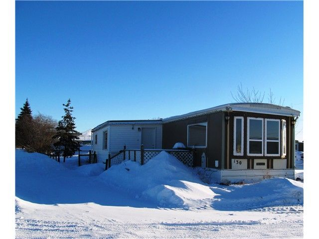 Photo 1: Photos: 130 10420 96TH Avenue in Fort St. John: Fort St. John - Rural W 100th Manufactured Home for sale (Fort St. John (Zone 60))  : MLS®# N233021