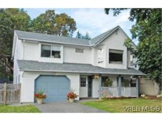 Photo 1:  in VICTORIA: SW Strawberry Vale House for sale (Saanich West)  : MLS®# 484579