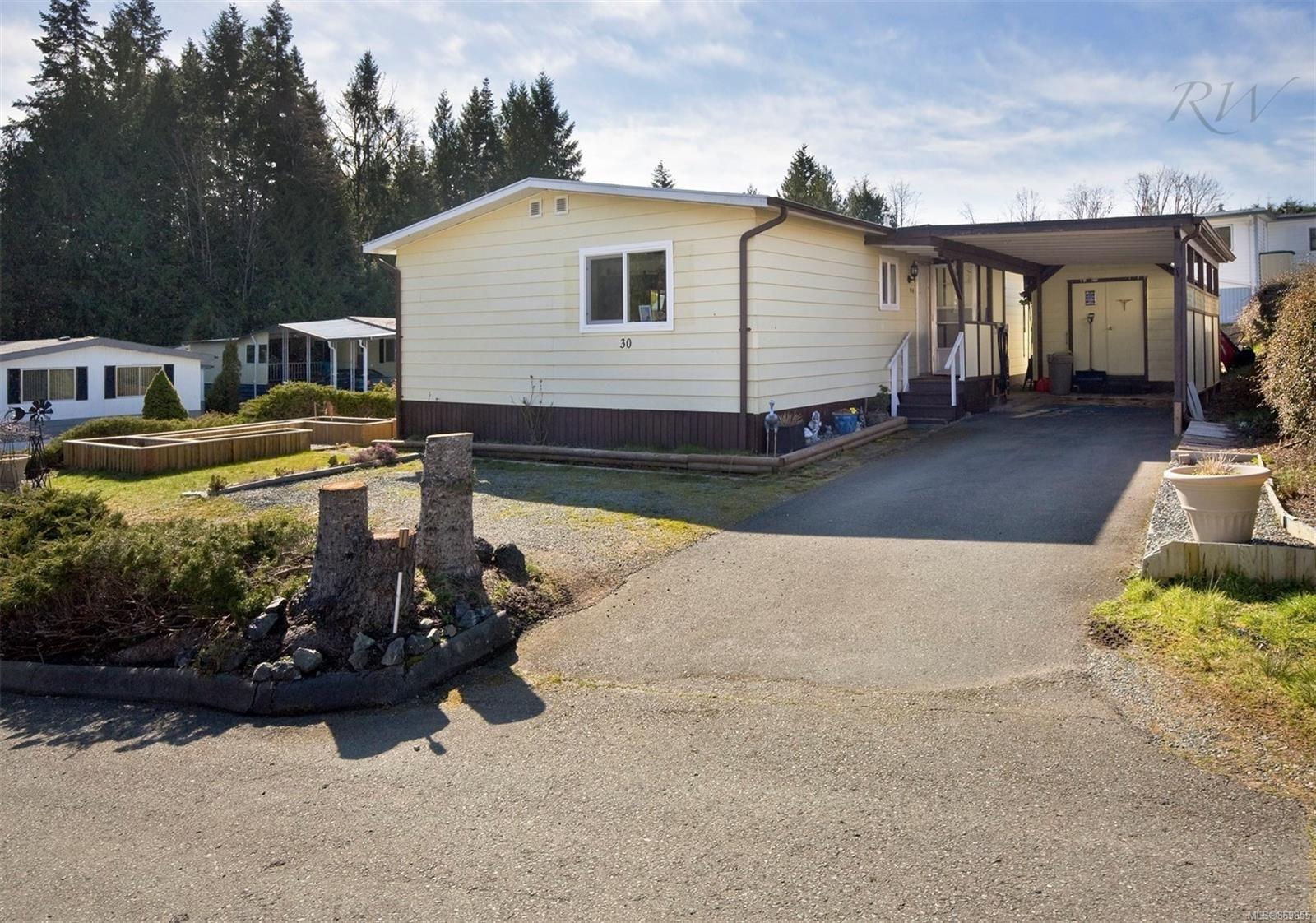 Main Photo: 30 4935 Broughton St in Port Alberni: PA Port Alberni Manufactured Home for sale : MLS®# 869855