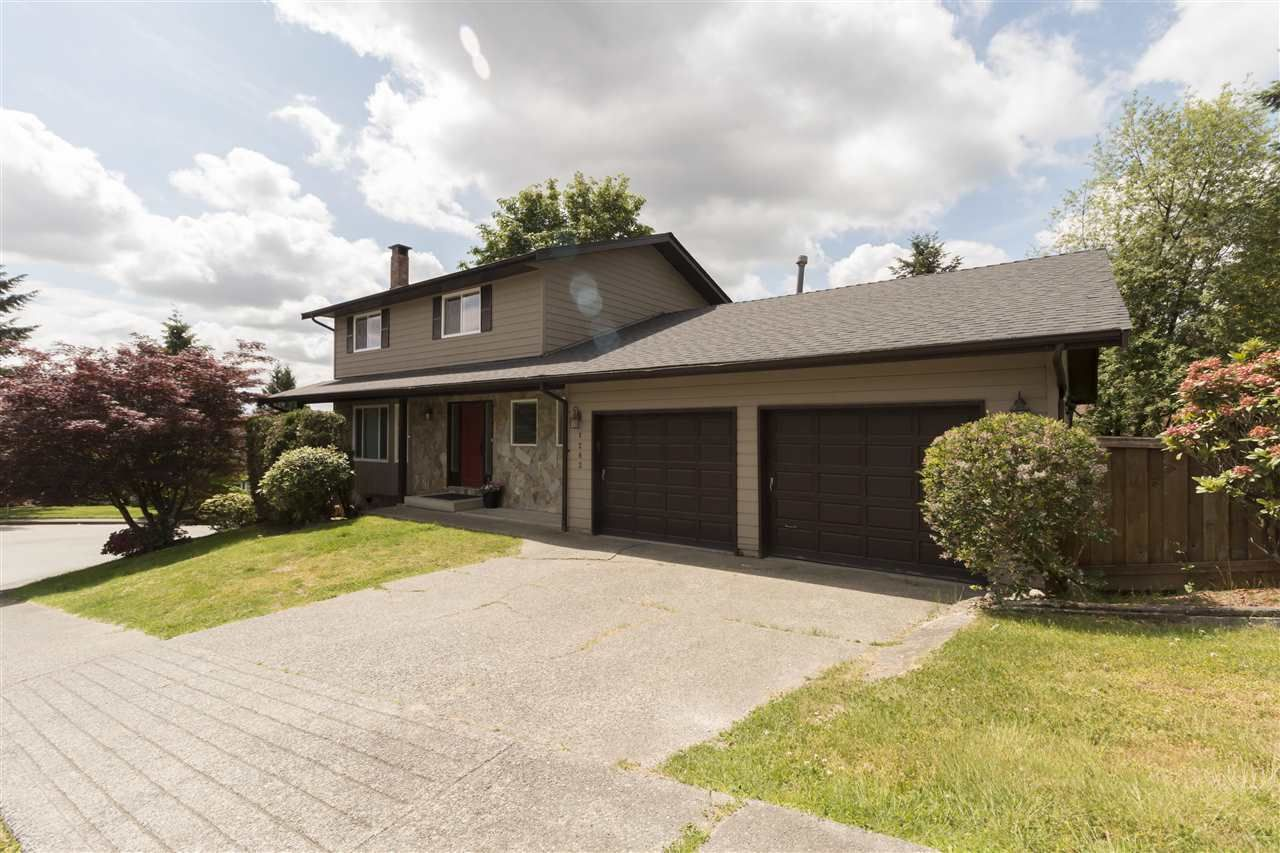 Main Photo: 1282 TERCEL Court in Coquitlam: Upper Eagle Ridge House for sale : MLS®# R2273413