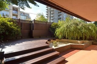 """Photo 16: 108 1266 W 13TH Avenue in Vancouver: Fairview VW Condo for sale in """"LANDMARK SHAUGHNESSY"""" (Vancouver West)  : MLS®# R2002053"""
