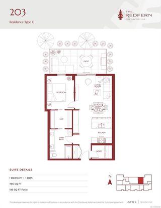 Photo 2: 203 1920 Oak Bay Ave in Victoria: Vi Jubilee Condo for sale : MLS®# 888200