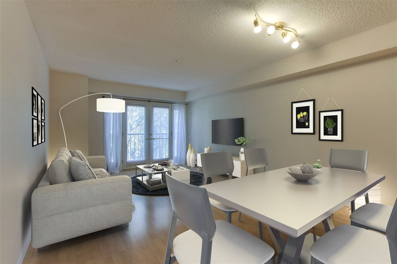 Main Photo: 10403 98 AV NW in Edmonton: Zone 12 Condo for sale : MLS®# E4139496