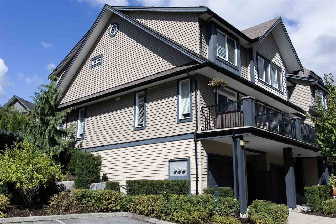 Main Photo: 141 13819 232 STREET in Maple Ridge: Silver Valley Townhouse for sale : MLS®# R2318381