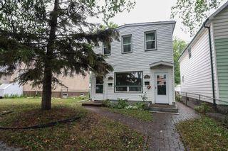 Photo 1: 214 Notre Dame Street in Winnipeg: St Boniface Residential for sale (2A)  : MLS®# 202118474