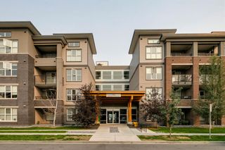 Photo 1: 1406 95 Burma Star Road SW in Calgary: Currie Barracks Apartment for sale : MLS®# A1134352