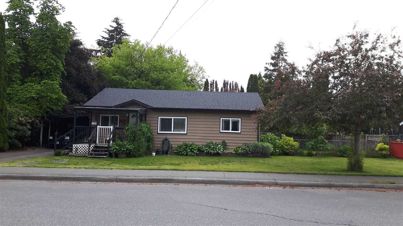 Main Photo: 2581 PARKVIEW Street in Abbotsford: Abbotsford West House for sale : MLS®# R2075774