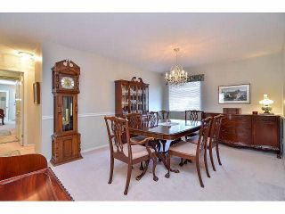"""Photo 7: 233 14861 98TH Avenue in Surrey: Guildford Townhouse for sale in """"THE MANSIONS"""" (North Surrey)  : MLS®# F1429353"""