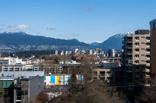 "Photo 1: 501 1633 W 8TH Avenue in Vancouver: Fairview VW Condo for sale in ""FIRCREST"" (Vancouver West)  : MLS®# R2565824"