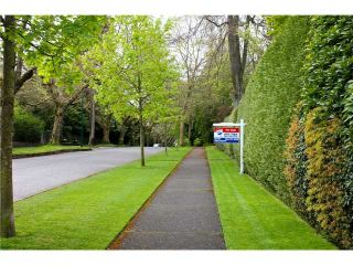 Photo 1: 3743 CYPRESS Street in Vancouver: Shaughnessy House for sale (Vancouver West)  : MLS®# V971244