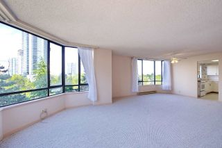 Photo 4: 702 6282 KATHLEEN Avenue in Burnaby: Metrotown Condo for sale (Burnaby South)  : MLS®# R2171275
