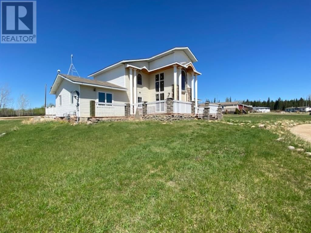 Main Photo: 4230 Caribou Crescent SW in Wabasca: House for sale : MLS®# A1052836