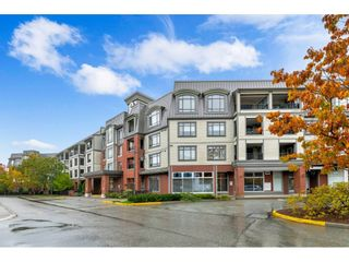 """Photo 1: 312 8880 202 Street in Langley: Walnut Grove Condo for sale in """"The Residences"""" : MLS®# R2523991"""