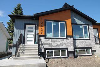 Photo 1: 10332 159 Street in Edmonton: Zone 21 House Half Duplex for sale : MLS®# E4239097