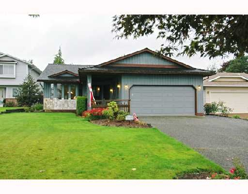 Main Photo: 12145 CHERRYWOOD Drive in Maple_Ridge: East Central House for sale (Maple Ridge)  : MLS®# V671695