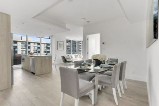 """Photo 2: 408 680 SEYLYNN Crescent in North Vancouver: Lynnmour Condo for sale in """"Compass"""" : MLS®# R2544596"""