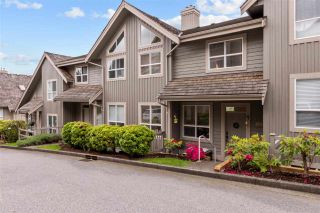 """Photo 1: 408 1485 PARKWAY Boulevard in Coquitlam: Westwood Plateau Townhouse for sale in """"The Viewpoint"""" : MLS®# R2585360"""
