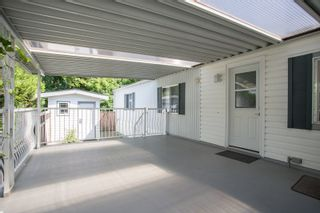 """Photo 16: 125 145 KING EDWARD Street in Coquitlam: Maillardville Manufactured Home for sale in """"MILL CREEK VILLAGE"""" : MLS®# R2493736"""