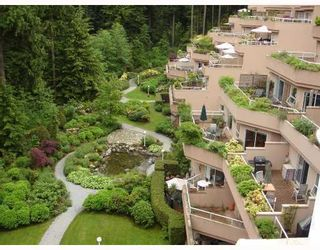 "Photo 1: 603 1500 OSTLER Court in North_Vancouver: Indian River Condo for sale in ""MOUNTAIN TERRACE"" (North Vancouver)  : MLS®# V766363"