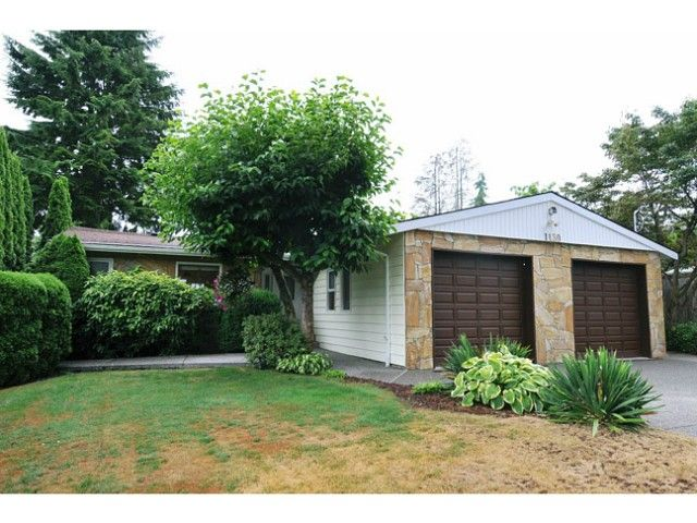 Main Photo: 1130 SMITH Avenue in Coquitlam: Central Coquitlam House for sale : MLS®# V1022586