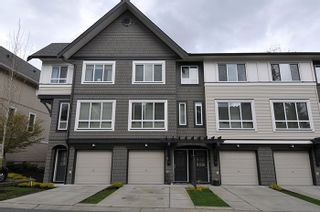 """Photo 1: 32 1295 SOBALL Street in Coquitlam: Burke Mountain Townhouse for sale in """"TYNERIDGE"""" : MLS®# R2159792"""