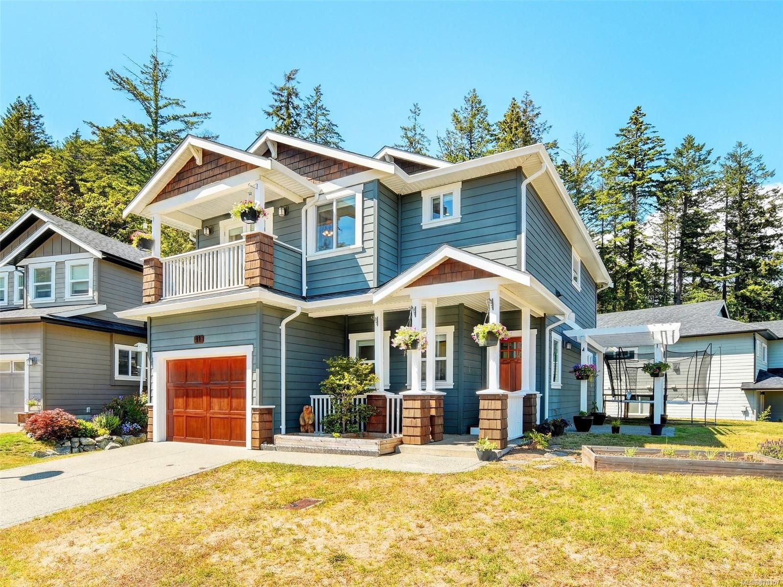 Main Photo: 11 Bamford Crt in : VR Six Mile House for sale (View Royal)  : MLS®# 878357