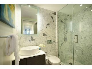 """Photo 8: 1103 1499 W PENDER Street in Vancouver: Coal Harbour Condo for sale in """"WEST PENDER PLACE"""" (Vancouver West)  : MLS®# V1054615"""