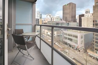 """Photo 10: 1202 833 SEYMOUR Street in Vancouver: Downtown VW Condo for sale in """"CAPITOL RESIDENCES"""" (Vancouver West)  : MLS®# R2066603"""