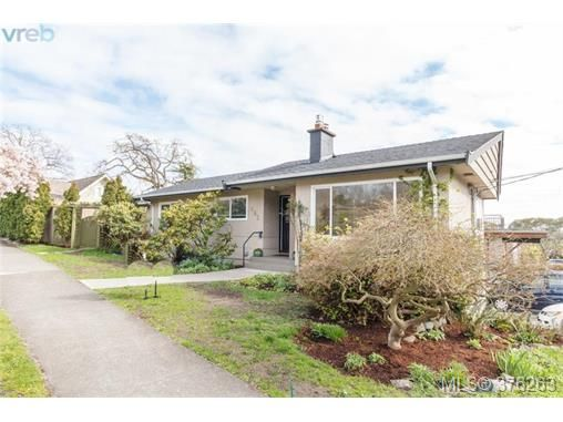 Main Photo: 465 Arnold Ave in VICTORIA: Vi Fairfield West House for sale (Victoria)  : MLS®# 755289