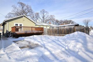 Photo 29: 761 Lipton Street in Winnipeg: West End Residential for sale (5C)  : MLS®# 202005814