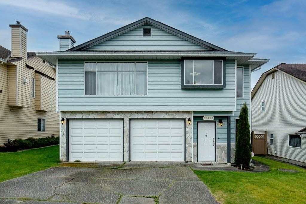 Main Photo: 12417 EDGE Street in Maple Ridge: East Central House for sale : MLS®# R2555651