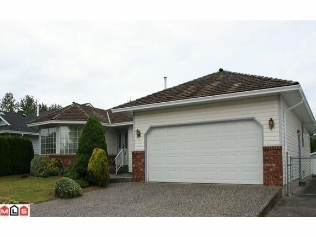 """Main Photo: 32173 CLINTON Avenue in Abbotsford: Abbotsford West House for sale in """"FAIRFIELD ESTATES"""" : MLS®# F1116466"""