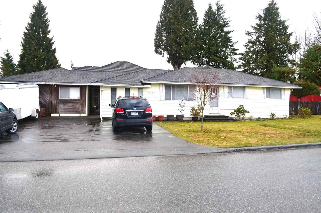 "Main Photo: 14180 109 Avenue in Surrey: Bolivar Heights House for sale in ""Bolivar Heights"" (North Surrey)  : MLS®# R2144772"