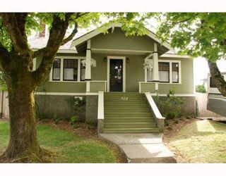 Photo 2: 924 10TH Street in New_Westminster: Moody Park House for sale (New Westminster)  : MLS®# V772548