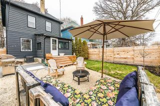 Photo 20: 758 Mulvey Avenue in Winnipeg: Crescentwood Residential for sale (1B)  : MLS®# 1911513